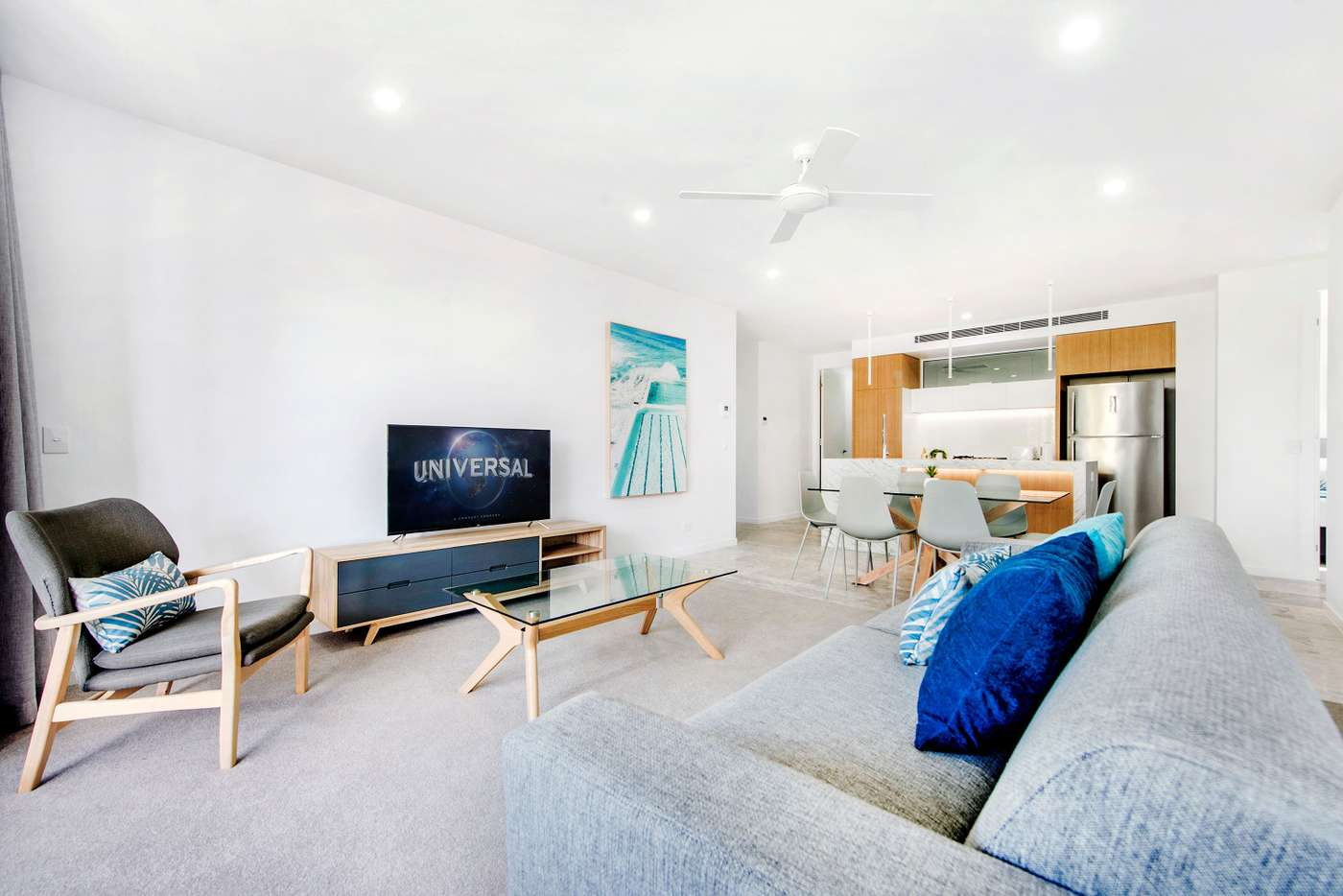 Sixth view of Homely apartment listing, 607/95 Old Burleigh Road, Broadbeach QLD 4218