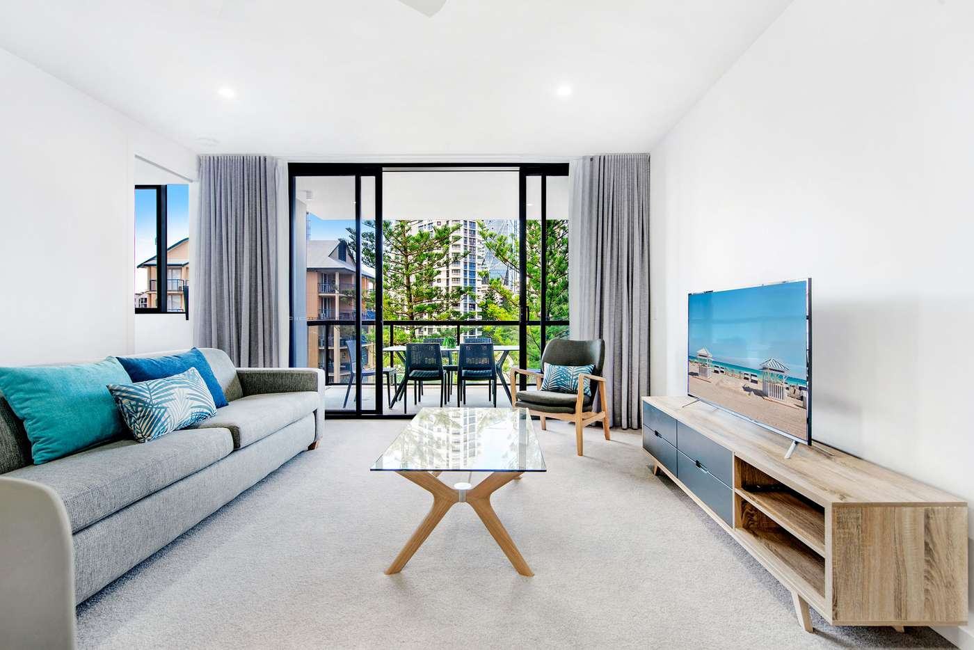 Seventh view of Homely apartment listing, 607/95 Old Burleigh Road, Broadbeach QLD 4218