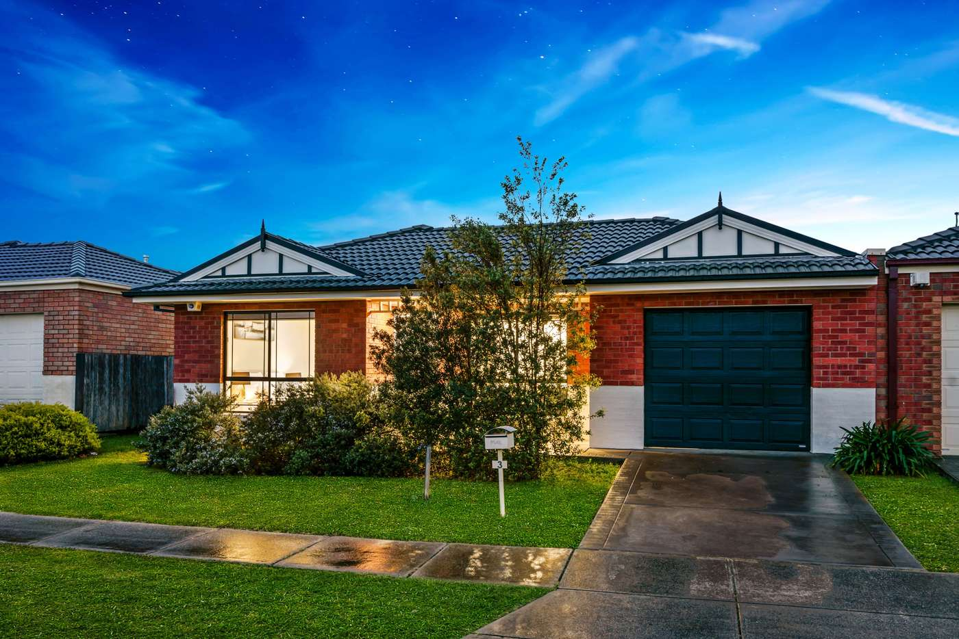 Main view of Homely house listing, 3 Clearview Court, Hoppers Crossing VIC 3029