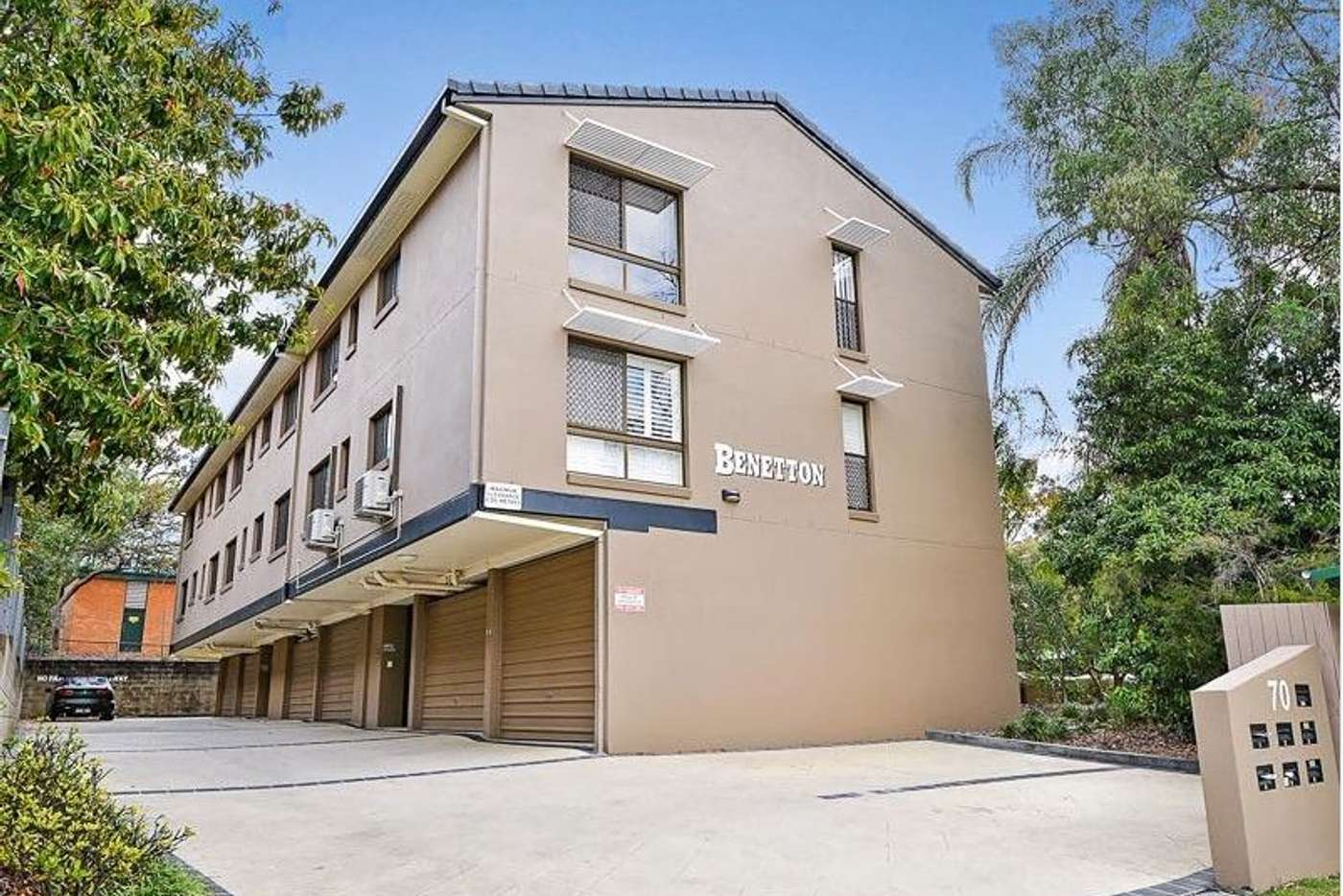 Main view of Homely unit listing, 4/70 Hilltop Avenue, Chermside QLD 4032