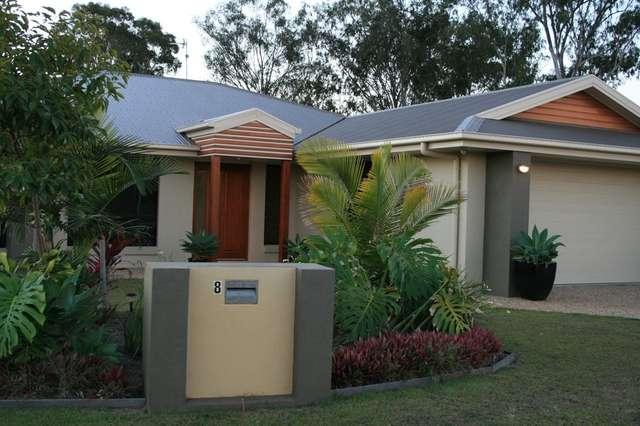 8 Golf View Drive, Boyne Island QLD 4680
