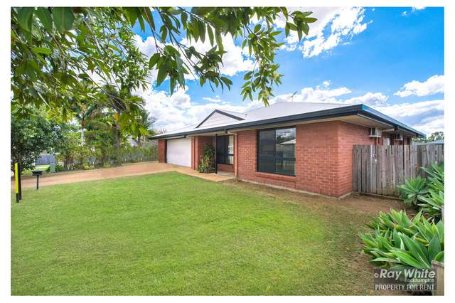 50 Lillypilly Avenue, Gracemere QLD 4702