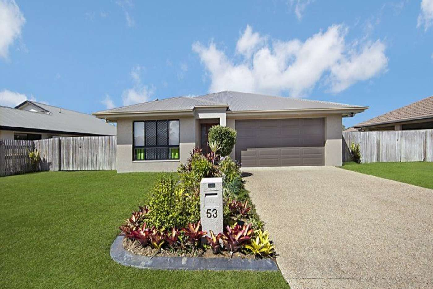 Main view of Homely house listing, 53 Summerland Drive, Deeragun QLD 4818