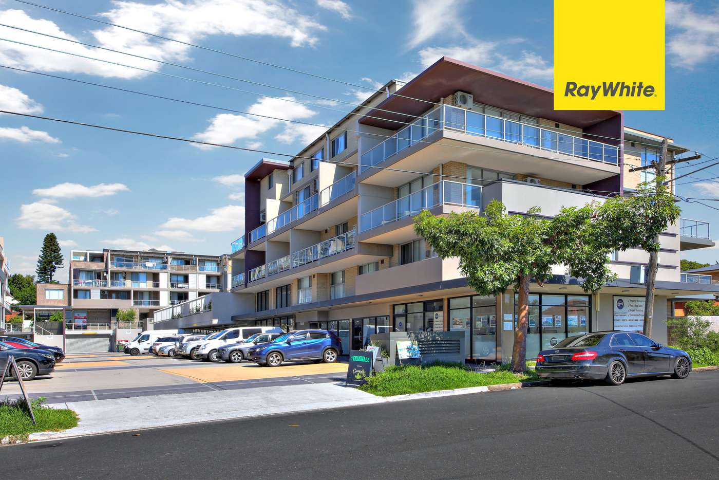 Main view of Homely unit listing, 83/79-87 Beaconsfield Street, Silverwater NSW 2128