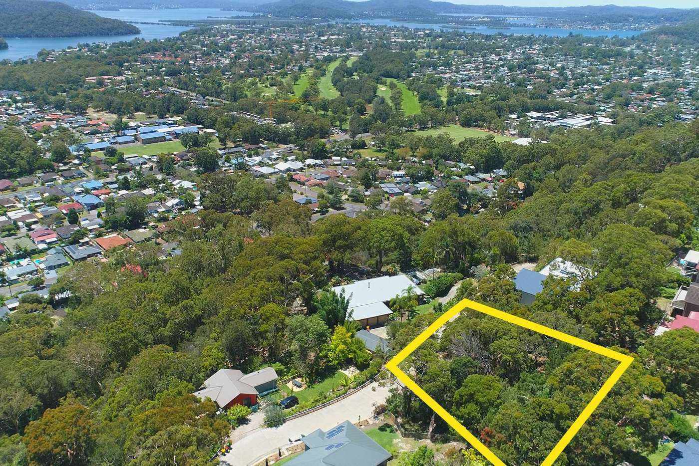 Main view of Homely residentialLand listing, 11d The Sanctuary, Umina Beach NSW 2257