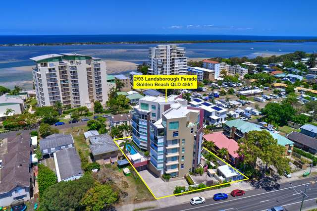 2/93 Landsborough Parade, Golden Beach QLD 4551