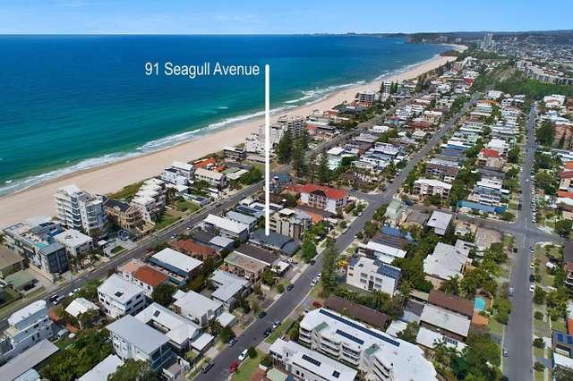 3/91 Seagull Avenue, Mermaid Beach QLD 4218