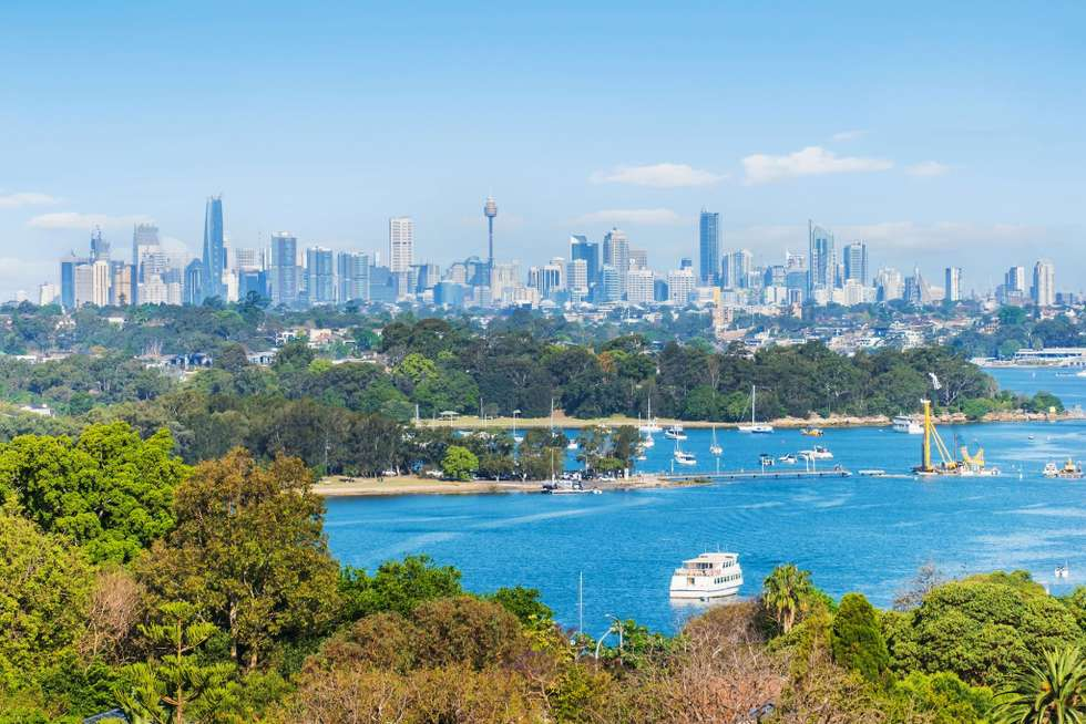 Second view of Homely apartment listing, 1203/87 Shoreline Drive, Rhodes NSW 2138