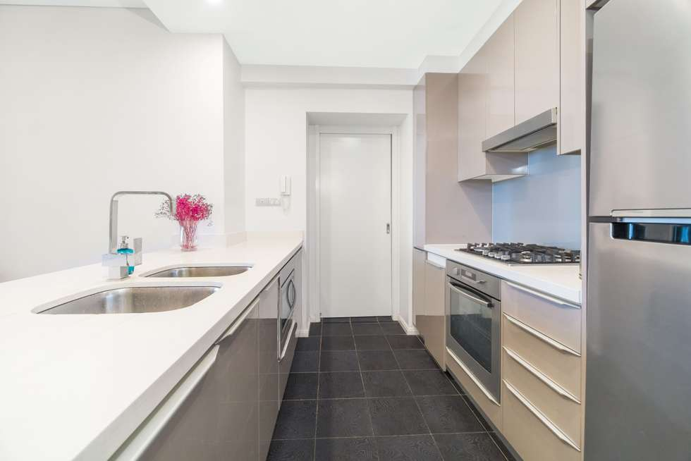 Third view of Homely apartment listing, 1203/87 Shoreline Drive, Rhodes NSW 2138
