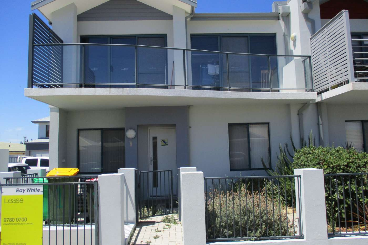 Main view of Homely house listing, 1/3-9 Clifton Street, Bunbury WA 6230