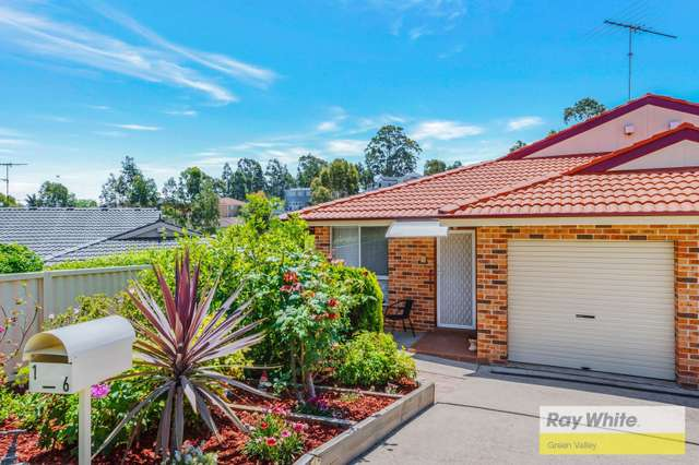 1/6 Dangar Close, Hinchinbrook NSW 2168