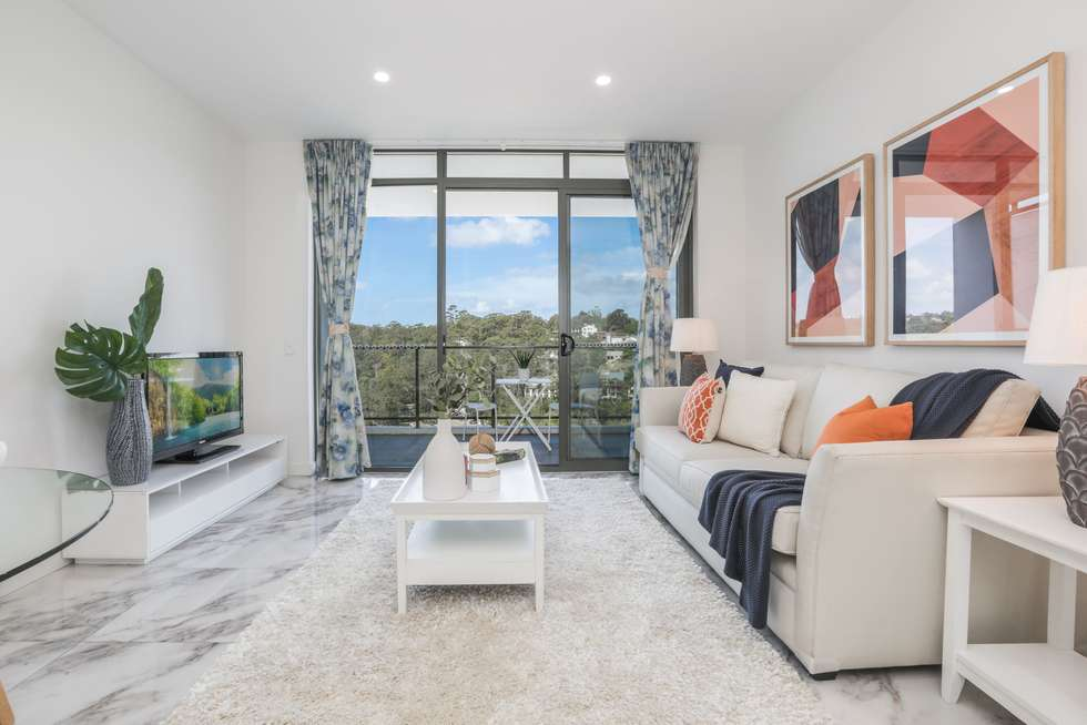 Fourth view of Homely apartment listing, 505/11 Waterview Drive, Lane Cove NSW 2066