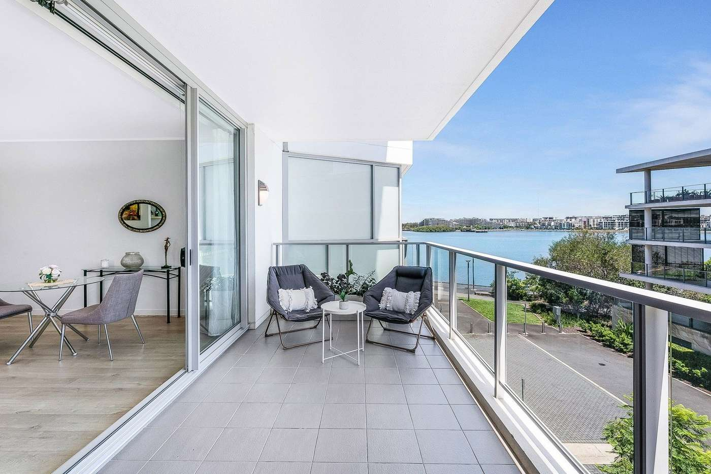 Main view of Homely apartment listing, 303/9 Sevier Avenue, Rhodes NSW 2138