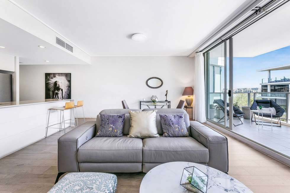 Second view of Homely apartment listing, 303/9 Sevier Avenue, Rhodes NSW 2138