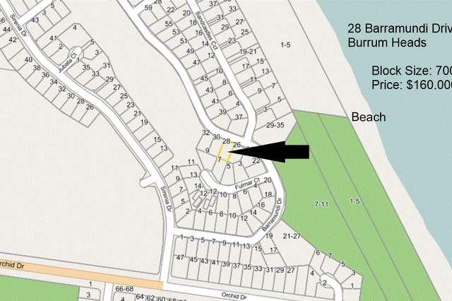 28 Barramundi Drive, Burrum Heads QLD 4659
