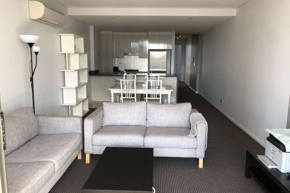 Second view of Homely apartment listing, 1104/20 Gadigal Avenue, Zetland NSW 2017