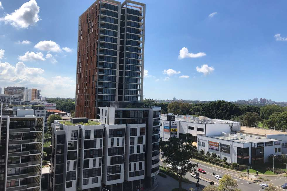 Third view of Homely apartment listing, 1104/20 Gadigal Avenue, Zetland NSW 2017
