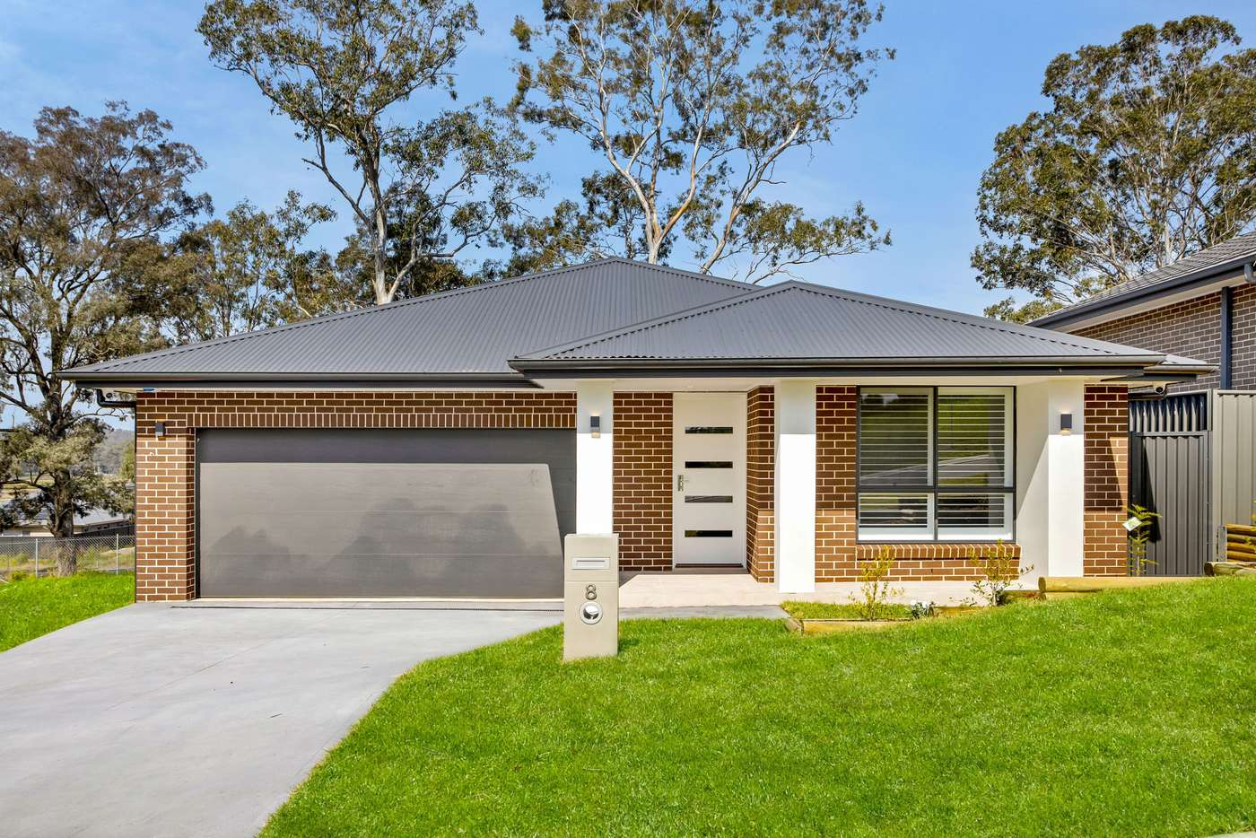 Main view of Homely house listing, 8 Homestead Lane, Riverstone NSW 2765