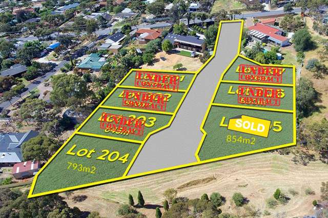 Lot 206 Target Hill Road, Salisbury Heights SA 5109