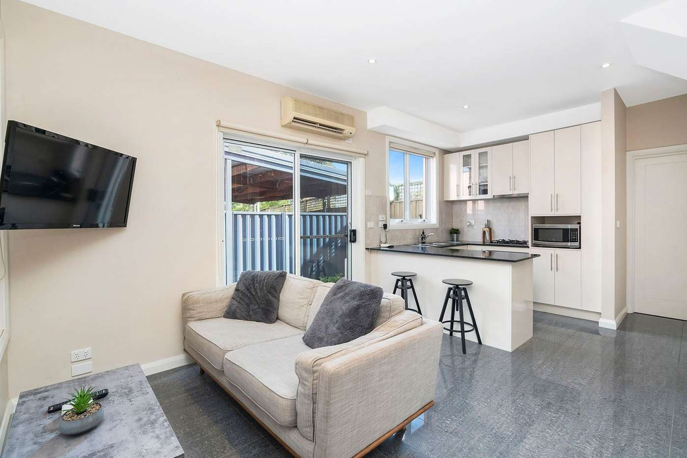 Main view of Homely unit listing, 4/1015 Nepean Highway, Moorabbin VIC 3189