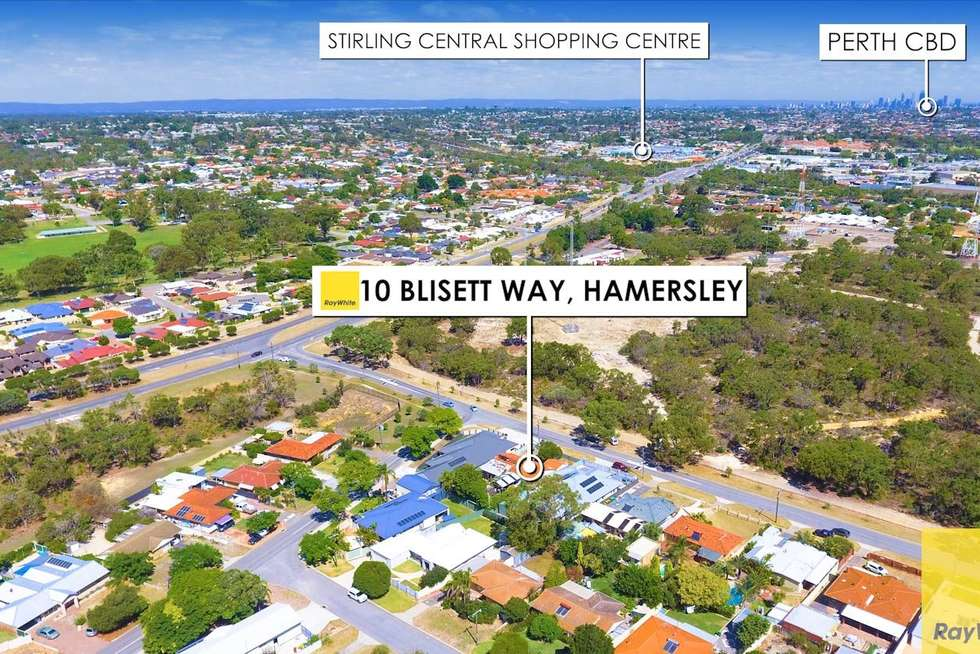 Fourth view of Homely house listing, 10 Blissett Way, Hamersley WA 6022