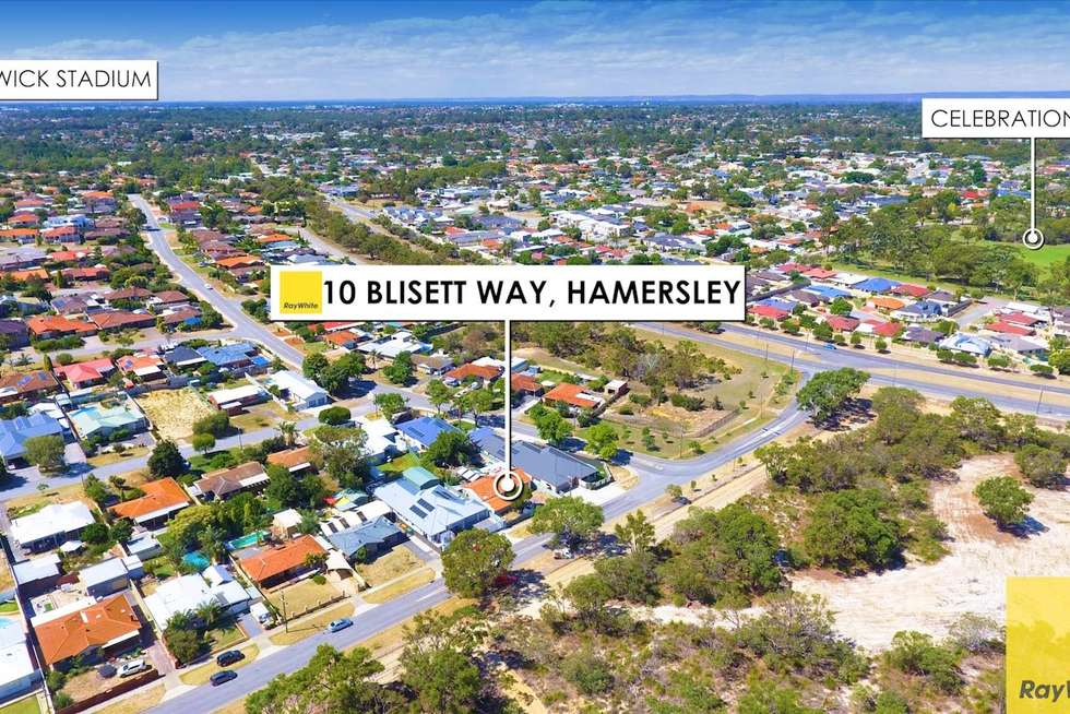 Fifth view of Homely house listing, 10 Blissett Way, Hamersley WA 6022