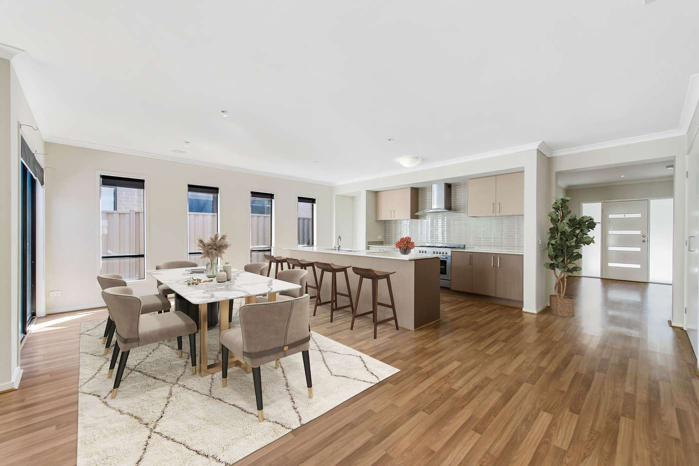 Sixth view of Homely house listing, 78 Lawson Way, Caroline Springs VIC 3023