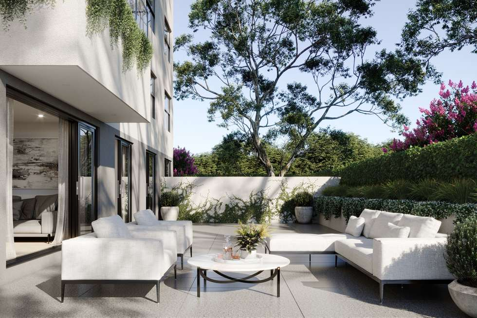 Second view of Homely apartment listing, 302/14-16 Springfield Avenue, Croydon VIC 3136