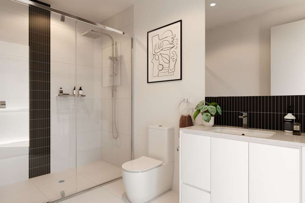Third view of Homely apartment listing, 302/14-16 Springfield Avenue, Croydon VIC 3136