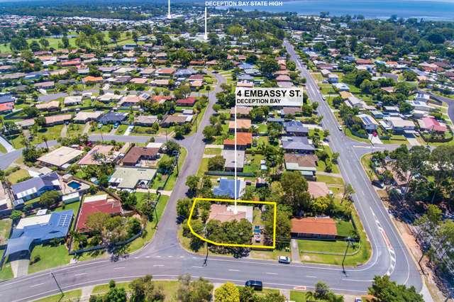 4 Embassy Street, Deception Bay QLD 4508