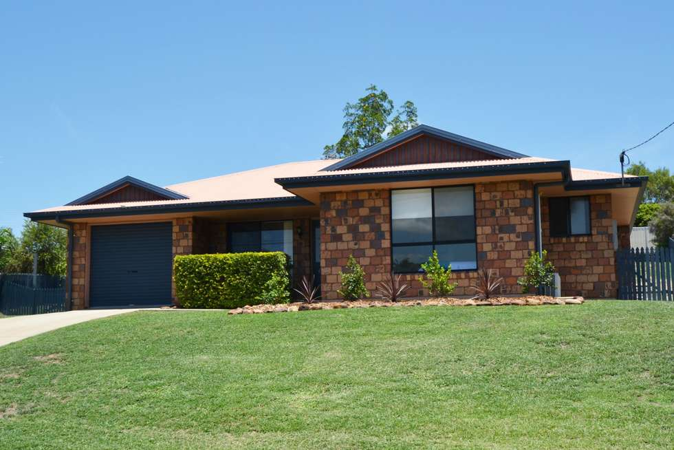 Second view of Homely house listing, 3 Paroz Crescent, Biloela QLD 4715