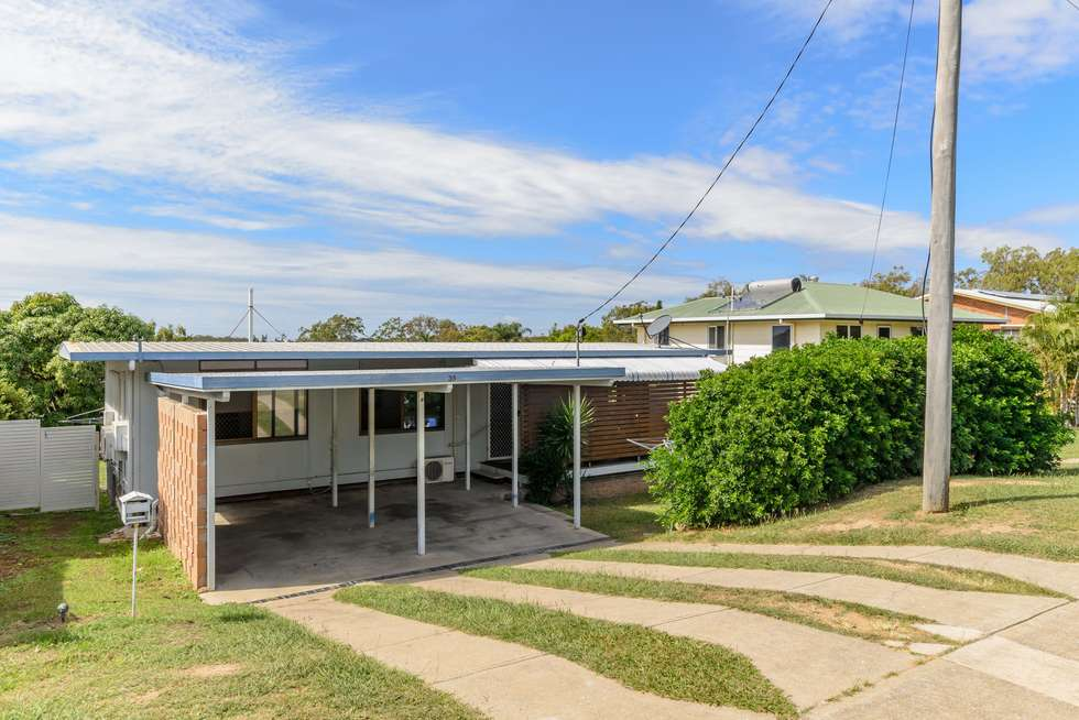 Second view of Homely house listing, 39 Amaroo Street, Boyne Island QLD 4680