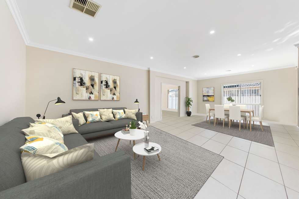 Fifth view of Homely house listing, 68 Jindabyne Avenue, Taylors Hill VIC 3037