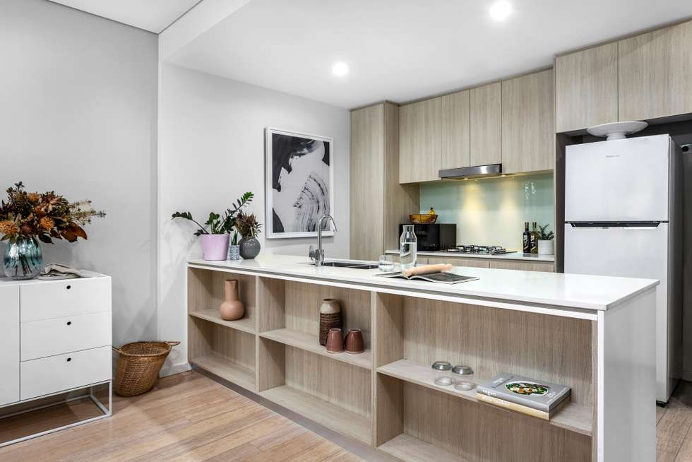 Second view of Homely studio listing, 13/90-92 Bay Street, Botany NSW 2019