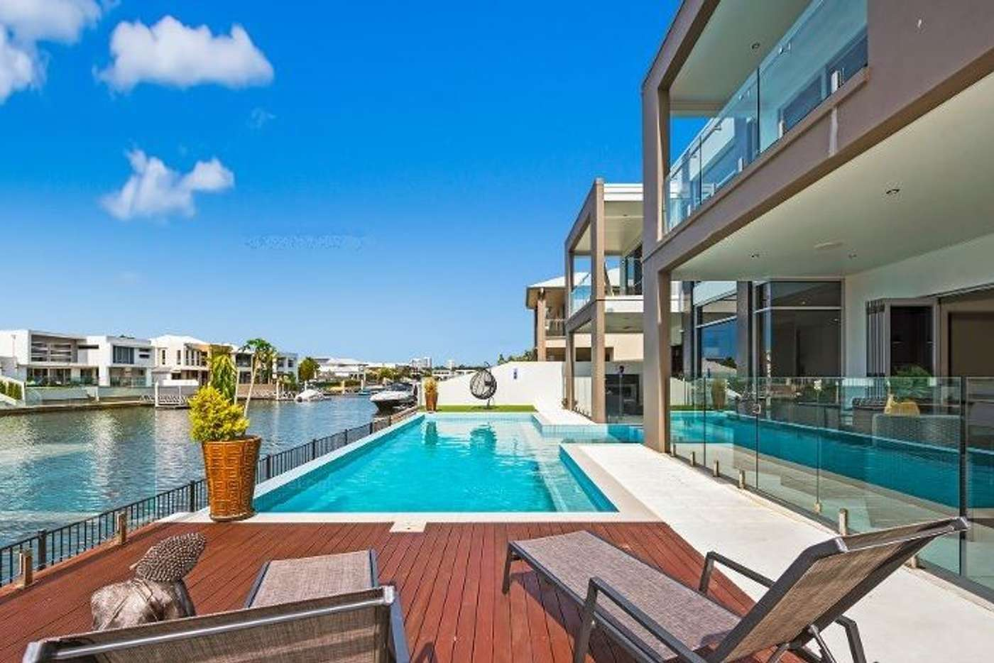 Main view of Homely house listing, 34 Middle Quay Drive, Biggera Waters QLD 4216