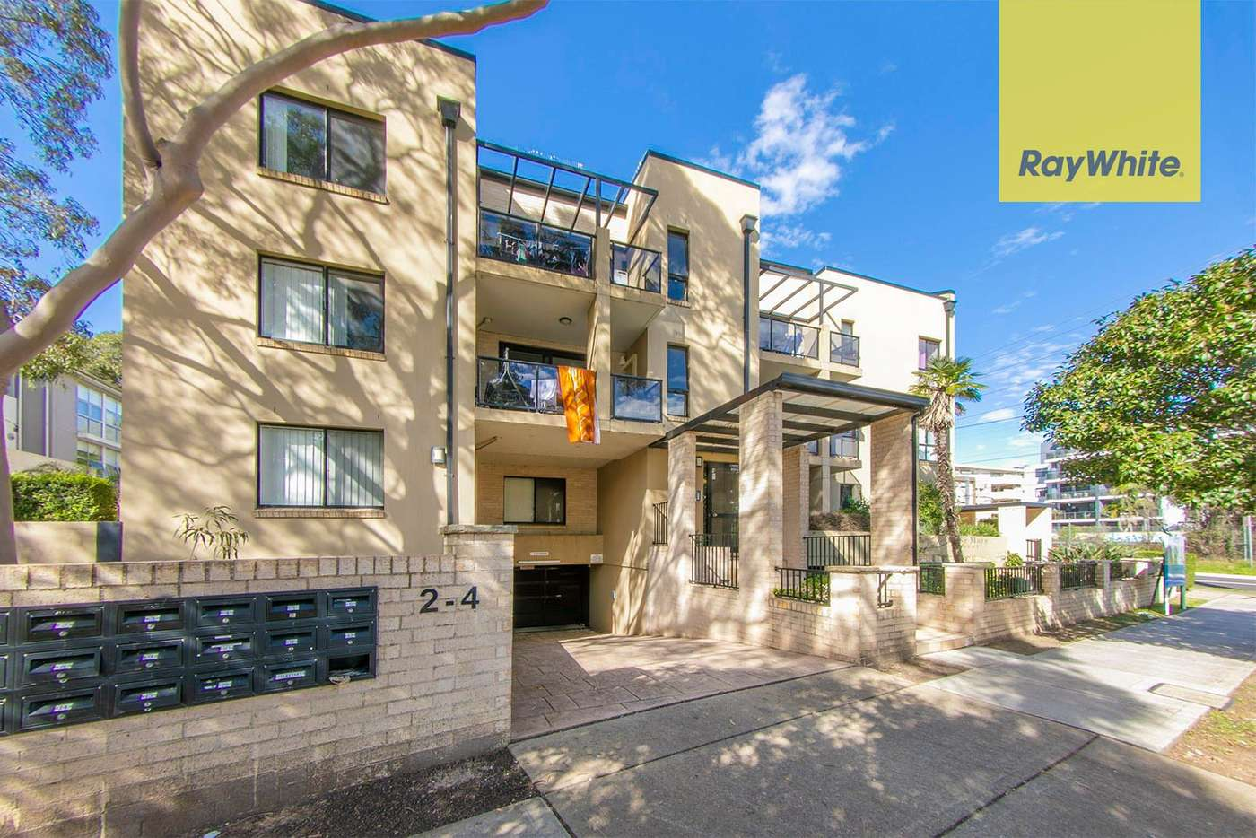 Main view of Homely unit listing, 1/2-4 Reid Avenue, Westmead NSW 2145