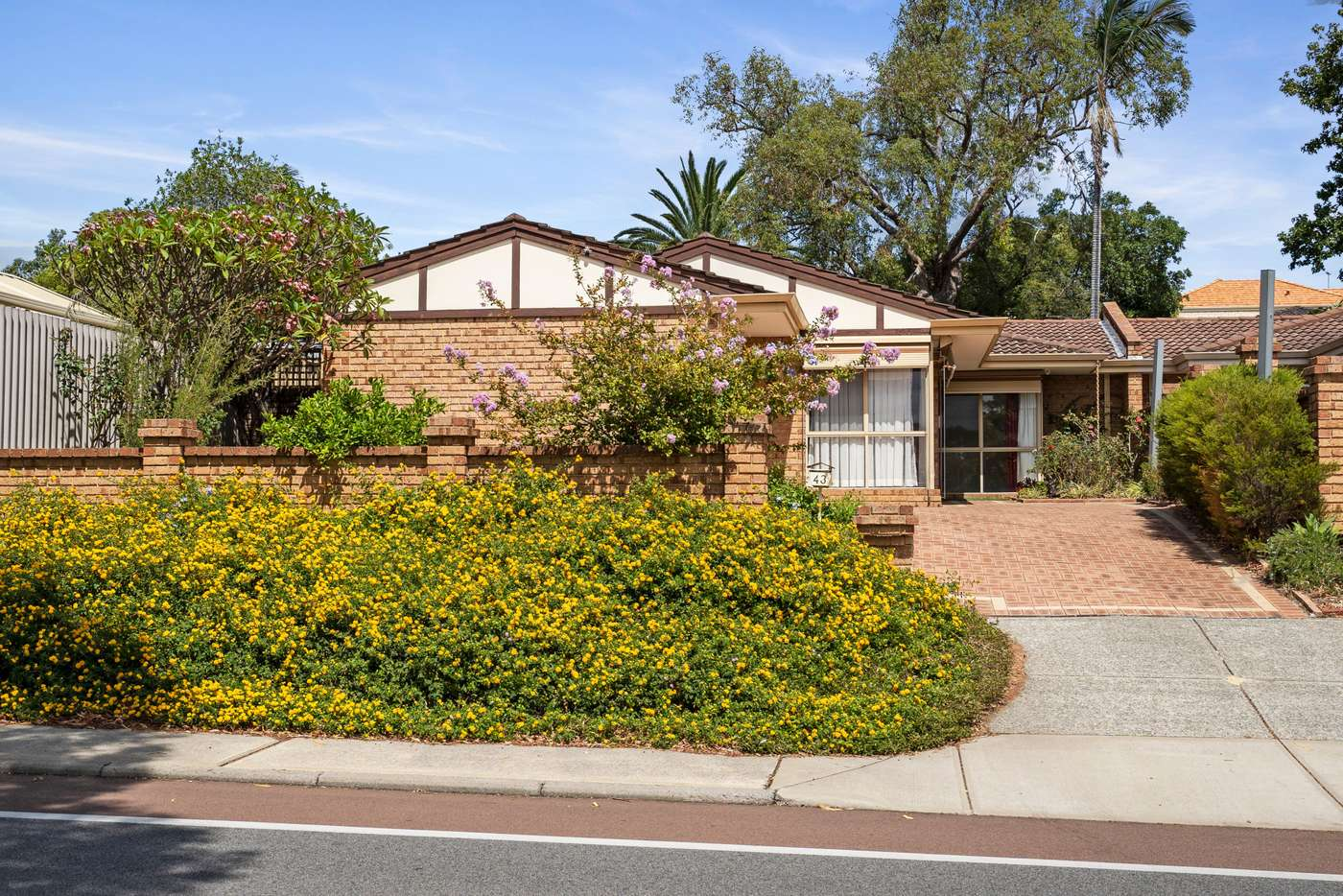 Main view of Homely house listing, 43 Riseley Street, Ardross WA 6153