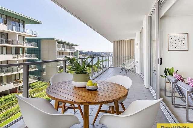 403/6 Jean Wailes Avenue, Rhodes NSW 2138