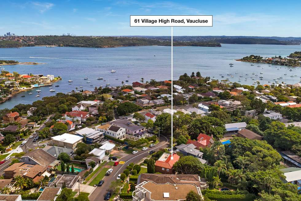 Second view of Homely house listing, 61 Village High Road, Vaucluse NSW 2030