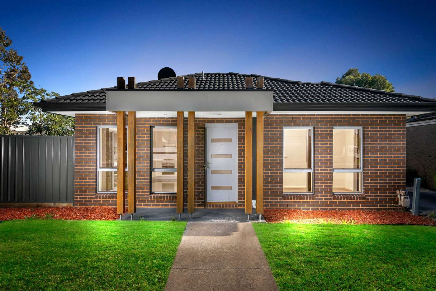 Main view of Homely unit listing, 1/13 Hall Street, Epping VIC 3076
