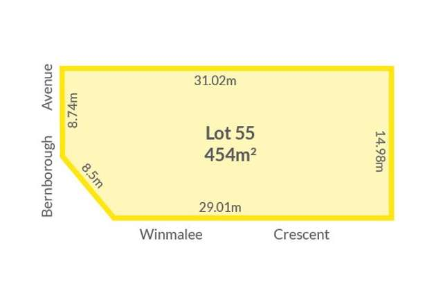 Lot 14 Bernborough Avenue, Caversham WA 6055
