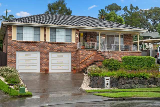 5 Toby Place, Kings Langley NSW 2147