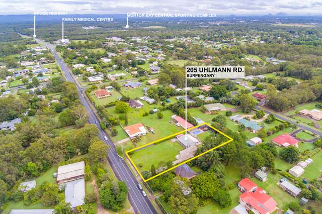205-207 Uhlmann Road, Burpengary East QLD 4505