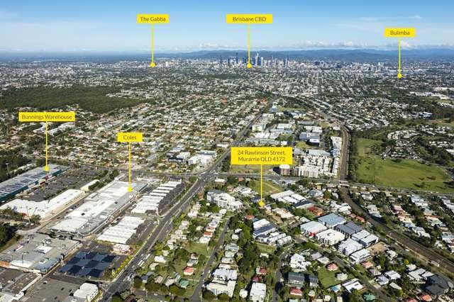 24 Rawlinson Street, Murarrie QLD 4172