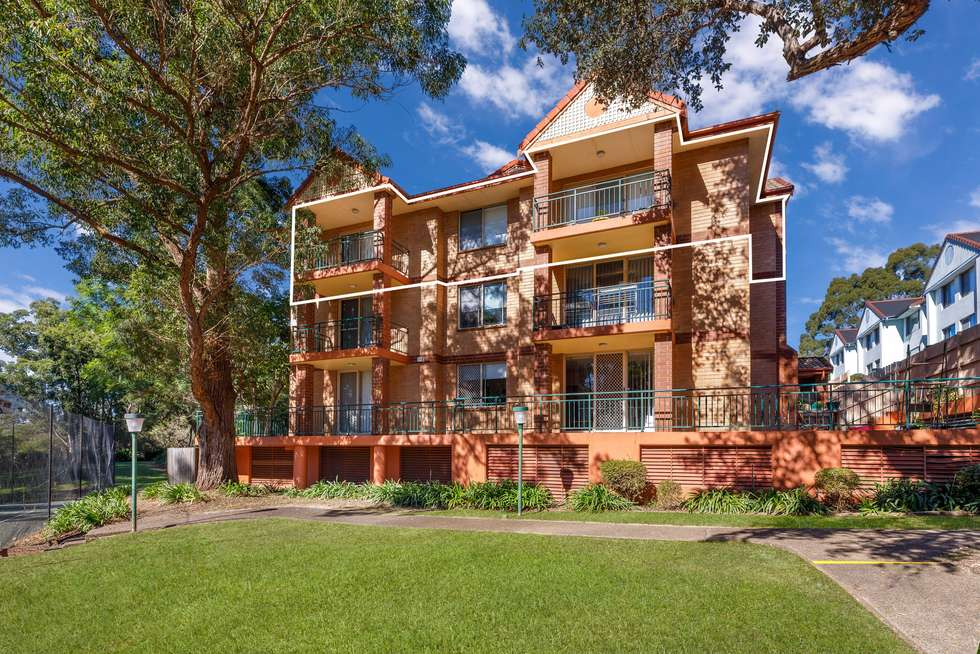 Second view of Homely apartment listing, 68/188-190 Balaclava Road, Marsfield NSW 2122