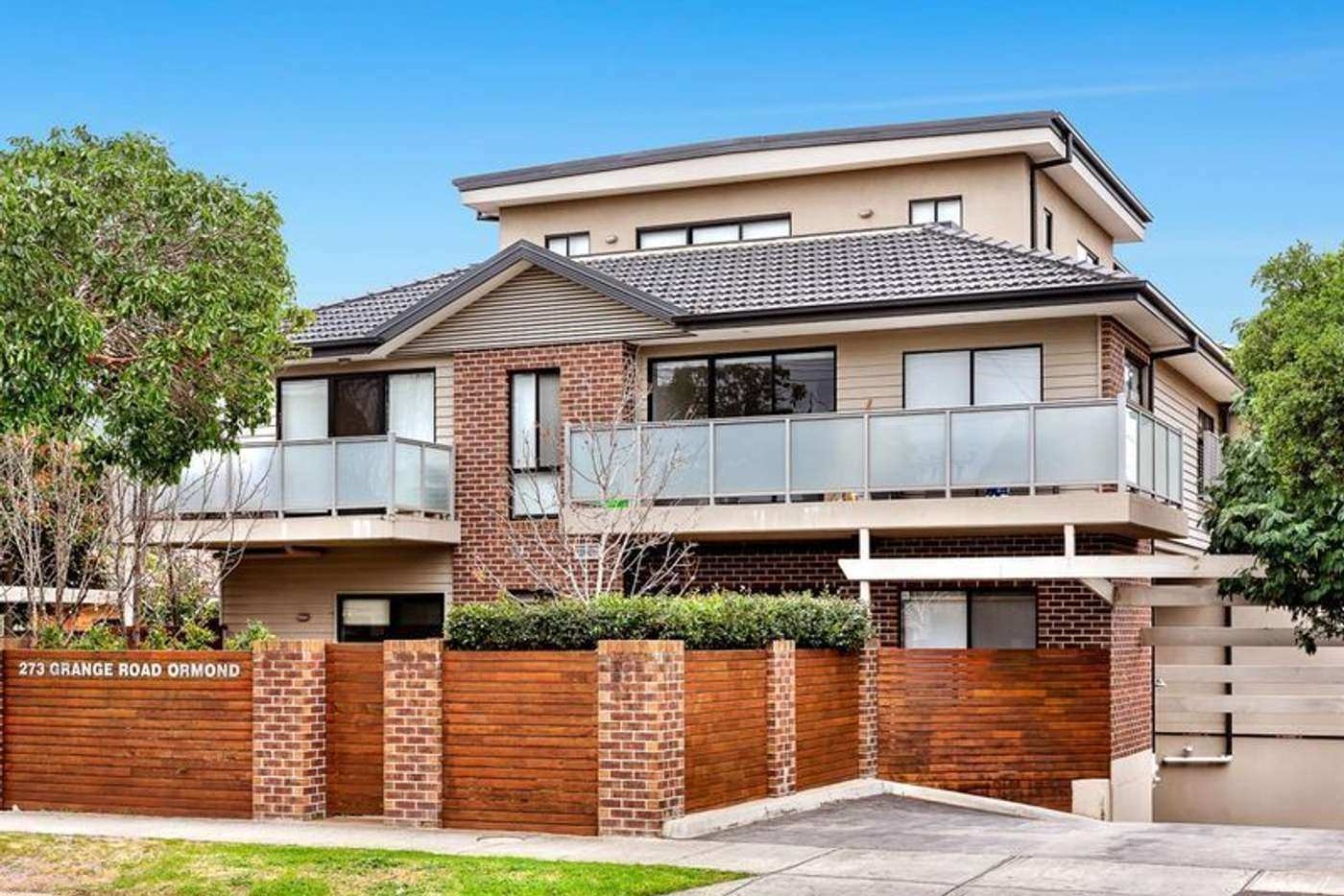 Main view of Homely apartment listing, 7/273 Grange Road, Ormond VIC 3204