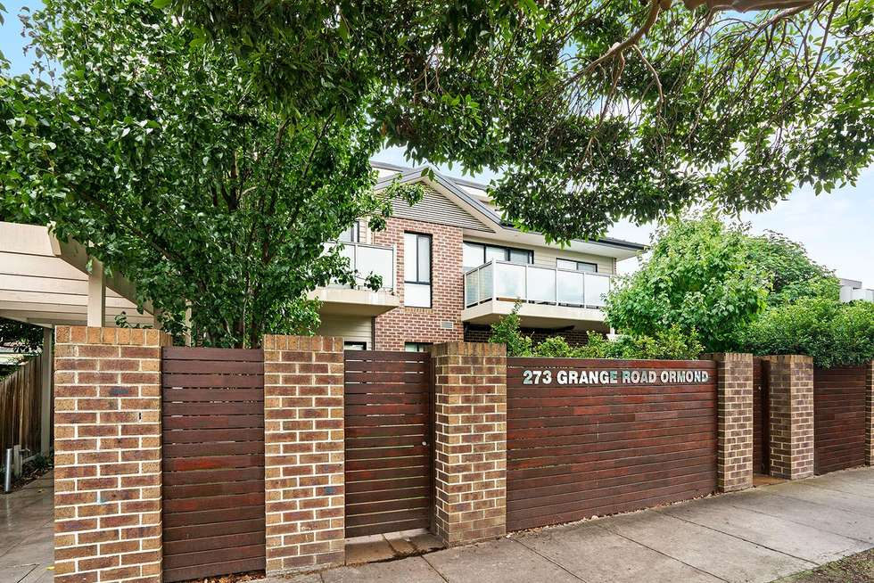 Second view of Homely apartment listing, 7/273 Grange Road, Ormond VIC 3204