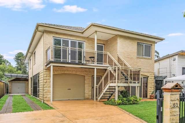 63 Waterside Crescent, Carramar NSW 2163
