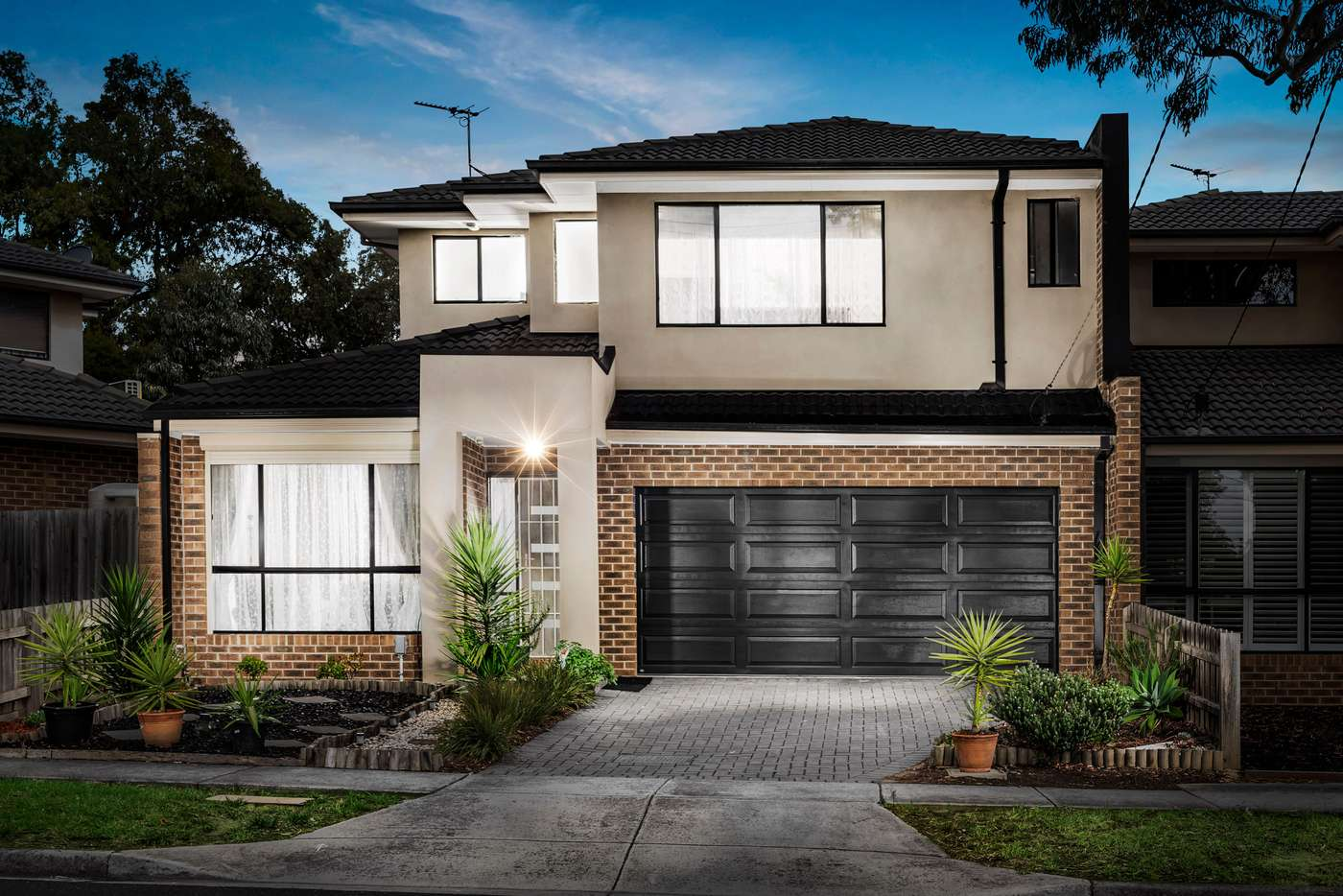 Main view of Homely townhouse listing, 5A Lakeview Avenue, Rowville VIC 3178
