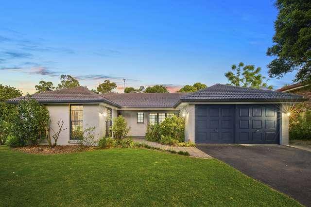 18 Lisa Crescent, Castle Hill NSW 2154